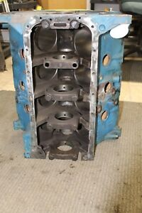 Ford Fe 390 360 Engine Block