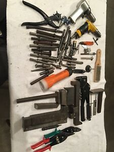 Lot Of Aircraft Tools Just Starting Out Need Spares L k Please Read All