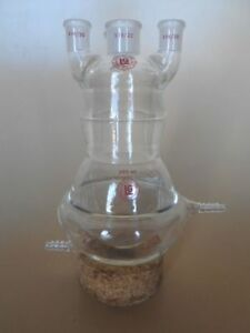Used Micro Scale Reaction Vessel 100 Ml Or 300 Ml Jacketed Plus Options