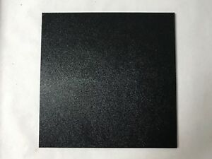 Abs Black Plastic Sheet 1 4 X 12 X 12 Textured Vacuum Forming Rc Body