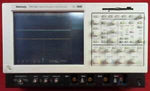 Tektronix Tds7404 3m j1 st usb 4 channel Oscilloscope 4ghz 20 Gs s