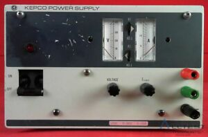 Kepco Jqe36 15m Dc Power Supply 0 36v 15a