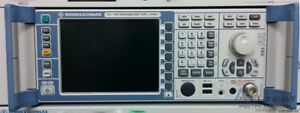 Rohde Schwarz Fsl6 B5 b22 Spectrum Analyzer 9 Khz To 6 Ghz 0830