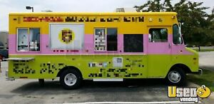 24 Grumman Kurbmaster Mobile Kitchen Food Truck For Sale In Indiana