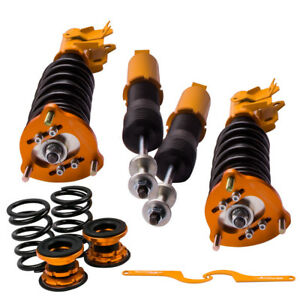 Tuning Coilover Coil Spring Struts For Honda Civic 2006 2011 Adjustable Height