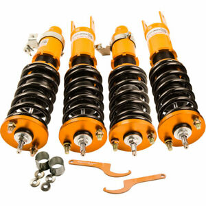 Tuning Coilovers Kit For Honda Civic 1992 00 Eg Ej Eh 94 01 Integra Adj Damper