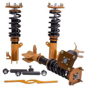Tuning Coilovers Lowering Kit For Mazda Protege5 2002 2003 2 0l Adj Height
