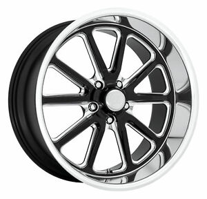 Cpp Us Mags U117 Rambler Wheels 20x9 5 Fits Chevy Impala Chevelle Ss