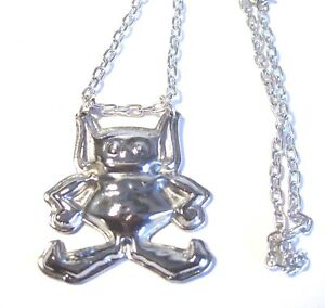 gremlin Emblem Necklace The Icon Of The Amc gremlin Chrome Plated