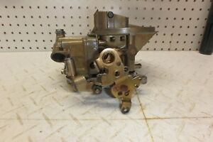 Holley 4412 500 Cfm High Performance 2 Barrel Mechanical Choke Carburetor