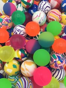 2000 Bouncy Balls Premium Quality 27mm 1 Vending Super Balls Colorful Rare Mix