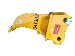 Heavy Duty Cat 303 Frost Tooth Ripper 40mm Pins Excavator