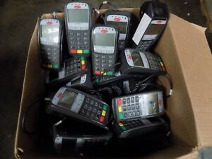 Ingenico Ipp320 And Ict220 Credit Card Terminal Pos Chip Reader Lot Of 100