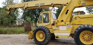 Galion 150fa 15 ton 4x4 Rough Terrain Crane