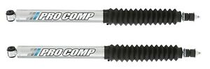 Procomp Zx2066 Set Of 2 Prorunner Ss Monotube Shock Absorbers For Ford F 150