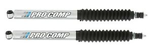 Procomp Zx2040 Set Of 2 Prorunner Monotube Shock Absorbers For Jeep Wrangler Jk