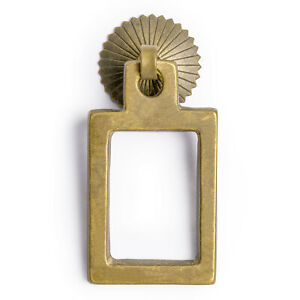 Cbh 2 Chinese Picture Frame Brass Hardware Pulls 2