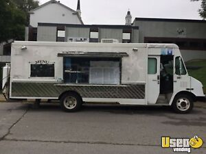 Workhorse Food Truck For Sale In Kentucky
