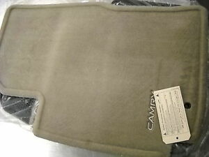 1999 2000 2001 Toyota Camry Carpet Floor Mats Oak Tan Oem 00200 32970 16