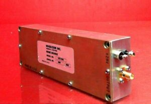 Noisecom Noise Source Ufx7109a Switch Filer Band J8869902