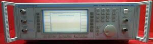 Ifr marconi 2051 02 Signal Generator 10 Khz To 2 7 Ghz
