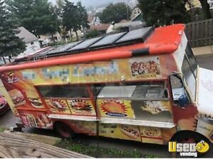 Food Truck For Sale In California