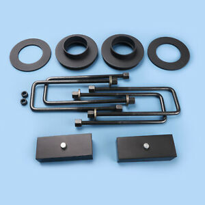 Steel Lift Kit Front 2 Rear 2 Gmc Chevy 88 98 2wd C1500 C2500