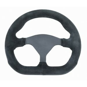 Steering Wheel Formula 1 10 D Shaped No Dish Black Dunebuggy