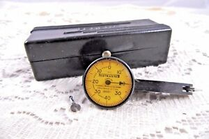 Federal Testmaster M 2 0001 Dial Test Indicator Machinist Tool