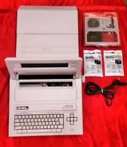 Smith Corona Pwp 55d Personal Word Processor With Extras Excellent
