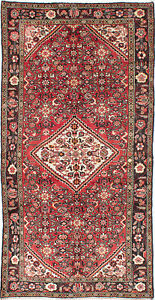 Hand Knotted Persian Carpet 5 2 X 10 2 Traditional Wool Rug