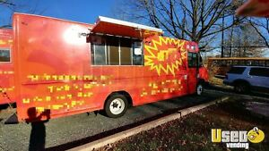 33 Freightliner Utilimaster Mobile Kitchen Truck For Sale In New Jersey