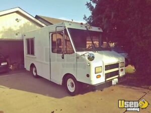 Chevy Food Truck For Sale In Texas