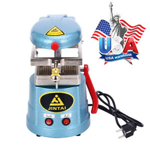 Usps Dental Lab Equipment Vacuum Former Forming Molding Machine With Grits