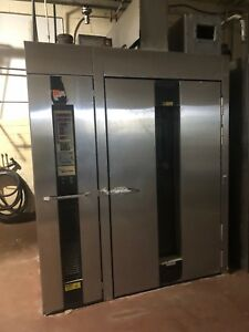 Baxter Double Rack Oven Electric Bakery Oven Rotating Rack Oven Natural Gas