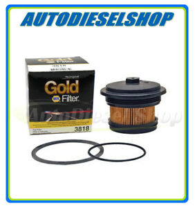 Napa Replacement Fuel Filter For 99 03 Ford Superduty Excursion Econoline 33818