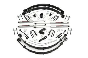 Rough Country 6 Lift Kit 1987 1995 Jeep Yj Wrangler W manual Steering 622m 20