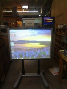 Satalight By Infocor Smartboard Interactive Learning Center 2297sat Hitachi Bose