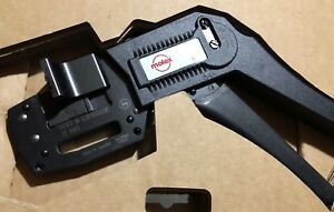 Molex 63819 4800 Hand Tool For 1 20mm Crimp Terminals 28 Awg For Reeled Product
