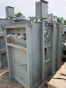 1000 Kva Rte Small Power 75ca13d02s Substation Transformer Hv 13200 Lv 240