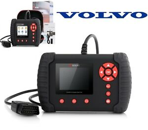 Volvo 1996 2016 All System Diagnostic Scan Tool Vident Ilink400 Single Make