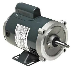 Motor 3 4hp 3450 Rpm 115 230v Single Phase 56j Frame Odp Jet Pump