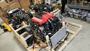 2012 Camaro Zl1 Lsa Engine With 6 Speed Manual Supercharged 18k Miles Zl 1 Used
