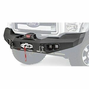 Warn 100917 Ascent Front Bumper For 2011 2016 Ford F250 F350 F450 Super Duty
