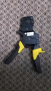 Pre owned Apollo Astm F2098 Ratcheting Pex Cinch Clamp Tool Crimper