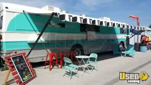 Amazing Loaded Food Truck Mobile Kitchen Catering Bus For Sale Is Missouri