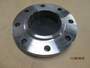 4 Inch 150 Slip On Flange 304 304l Stainless Steel Weld A sa182 B16