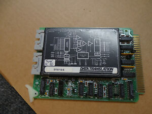 Data Translation Dt2742 Acquisition Module Dt5712 e