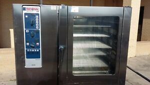 Rational Combi Steamer Type Ccm 102 3 Phase Electric