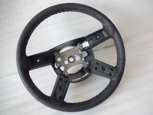 Nos New Oem 2005 2010 Dodge Charger Magnum Steering Wheel Dark Slate 1ag521v5aa